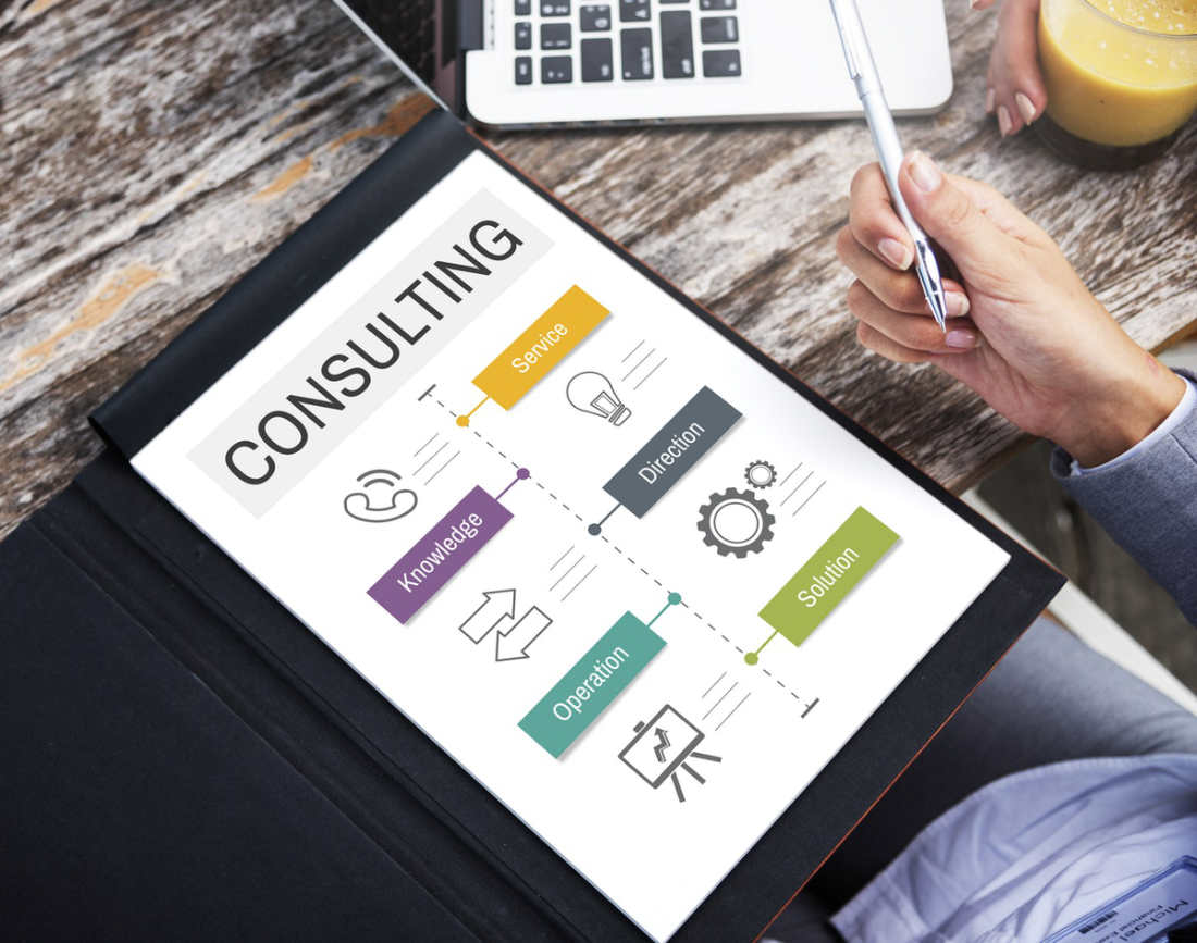 Consulting, services